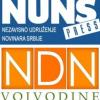 NUNS i NDNV podržavaju inicijativu da se biblioteci da ime Mirka Đorđevića