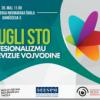 Okrugli sto o profesionalizmu RTV-a u Novosadskoj novinarskoj školi