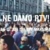 U ponedeljak novi protest protiv smena na RTV-u, govori i Kesić