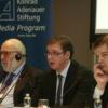 Novinari napustili skup dok je govorio Vučić